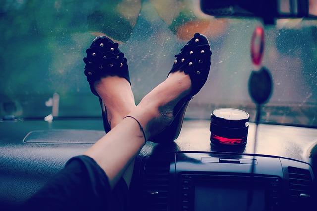 boty s korálky