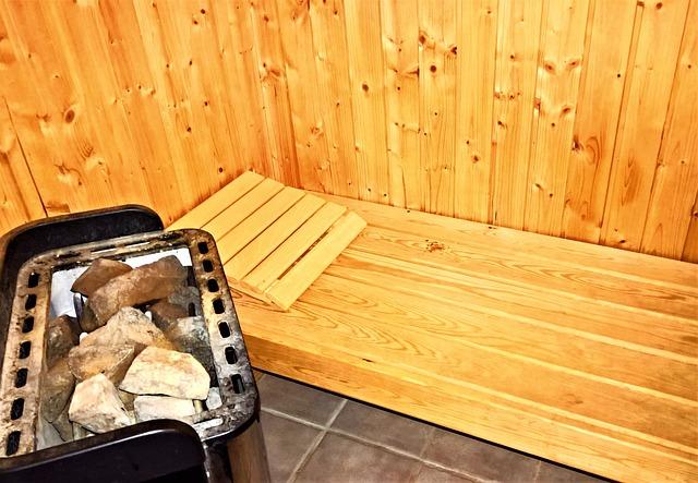 skandinávská sauna