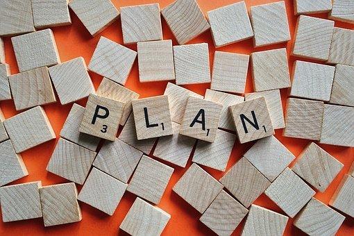 plánování cíl